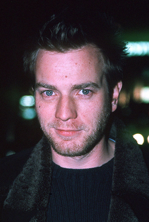 ewan mcgregor headshot portrait photo