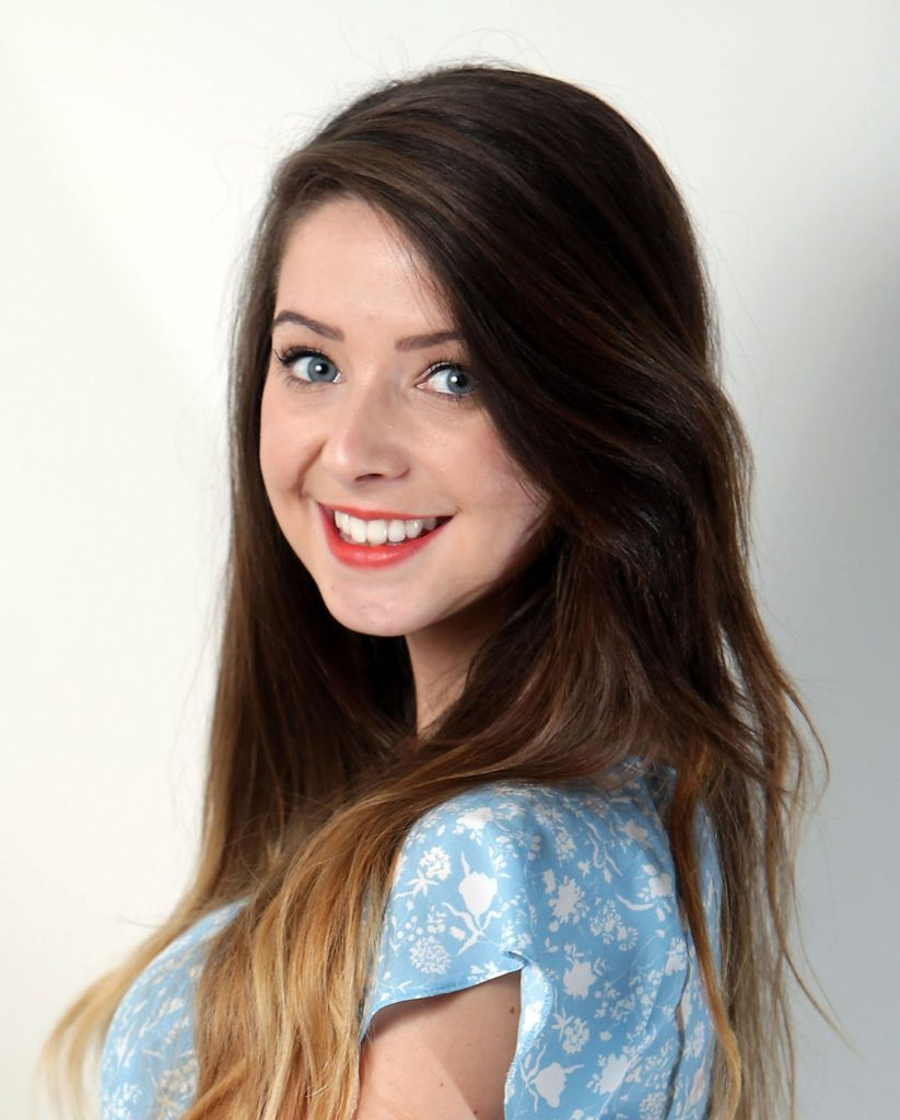 zoe sugg zoella headshot portrait photo