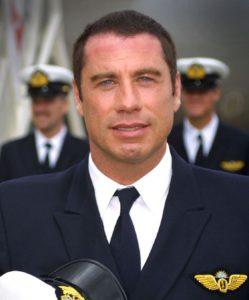 headshot and portrait photo john travolta
